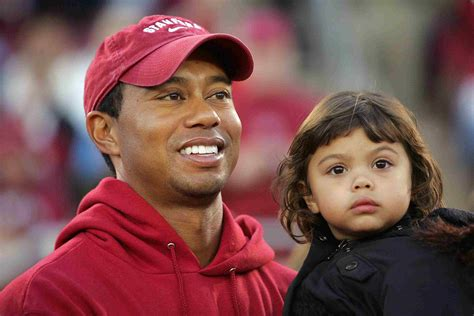 Photo Gallery: Tiger Woods' Cute Kids, Sam and Charlie