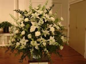 wedding altar flowers large arrangements unique floral expressions