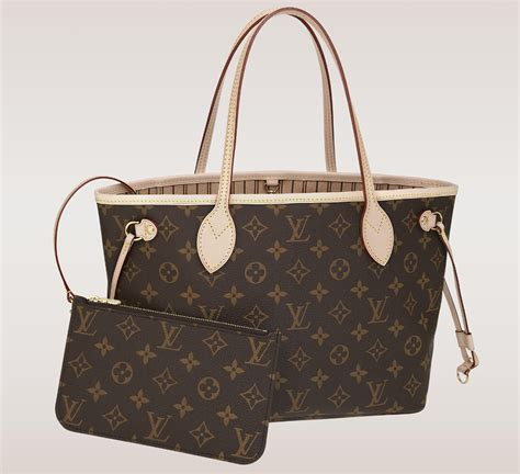 ultimate bag guide  louis vuitton neverfull tote