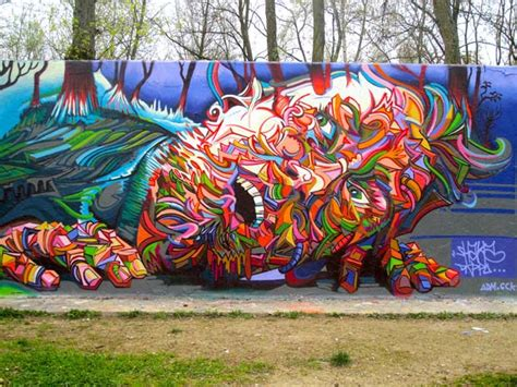 Graffiti Vs : Graffiti [art Style]