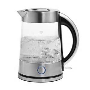 design wasserkocher top glas edelstahl design wasserkocher wasser kocher kaffee schnurlos 1 7l