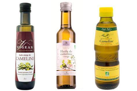 l huile de cameline une huile tr 232 s riche en om 233 ga 3 recette de cuisine mademoiselle cuisine