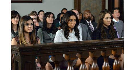 Pretty Little Liars saison 5, épisode 24 : Lucy Hale, Shay ...