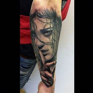 Outer forearm tattoo by Ivano Natale. | Amazing Tattoos By ...