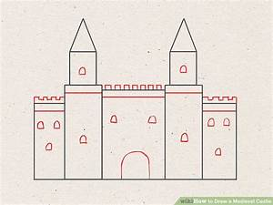 How to Draw a Medieval Castle: 9 Steps (with Pictures ...