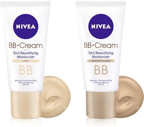 nivea daily essentials bb cream