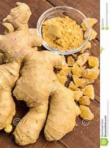 Racine De Gingembre : racine de gingembre morceaux de sucrerie de gingembre et ~ Melissatoandfro.com Idées de Décoration