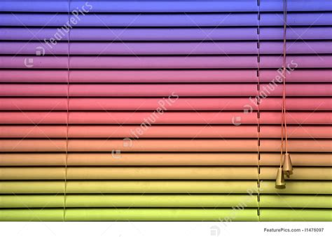 rainbow blind background stock picture   featurepics