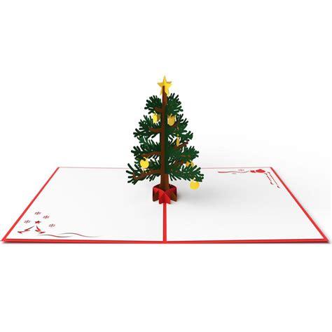 christmas tree pop  card lovepop