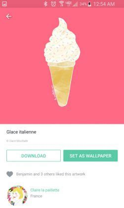 Walli – Arty & Cool Wallpapers: Decorate your phone with ...