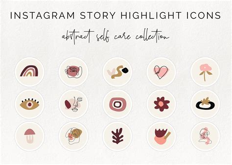 Unzip your file on your computer. 15 Instagram story highlight icons - neutral story template, beauty instagram story, highlights ...