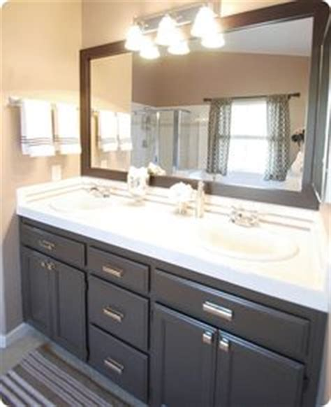 mirrored kitchen cabinets painting builder grade bathroom cabinets behr paint and 4161