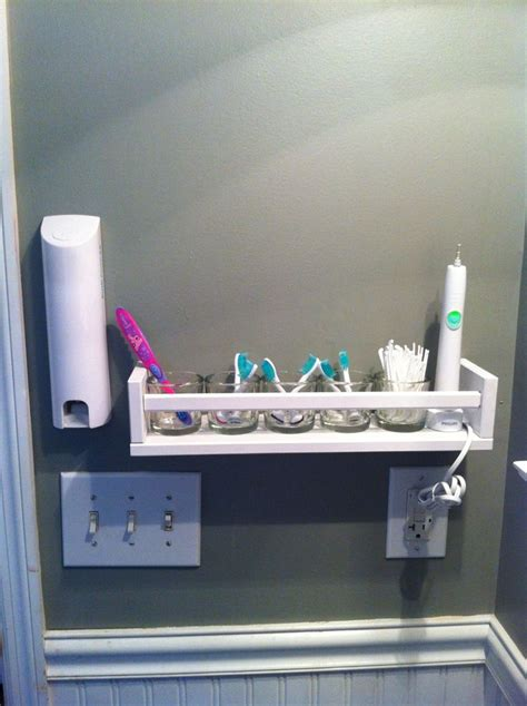 dental care station  downstairs  bath ikea spice