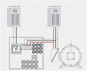 Diagram  Air Compressor 230v Single Phase Wiring Diagram