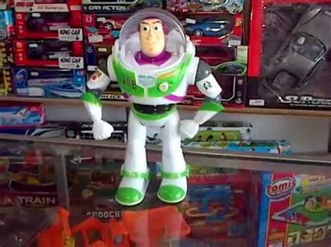 mainan robot buzz lightyear youtube