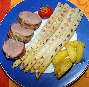 Schweinefilet Mit Spargel : gegrilltes schweinefilet im speckmantel mit spargel und ~ Lizthompson.info Haus und Dekorationen