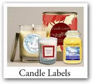 custom candle labels making candle favor labels candle With create candle labels