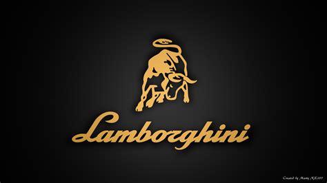 Lamborghini Logo Wallpaper 45 Wallpapers Adorable