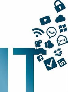 INFORMATION TECHNOLOGY | Information technology logo ...