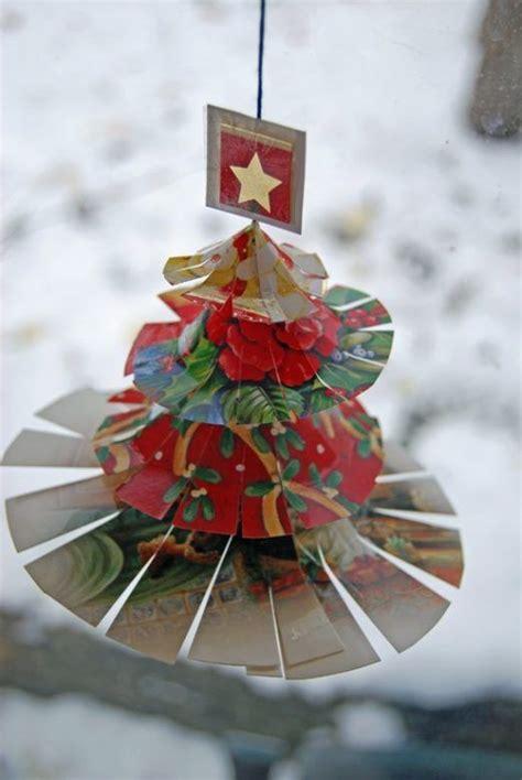 35 Easy Homemade Christmas Decorations Mumsmakelistscom