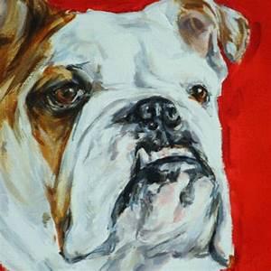 Justine Osborne - British Bulldog - Artists & Illustrators ...
