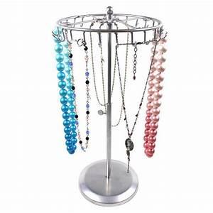 Support à Bijoux : man ge a bijoux tourniquet r glable pour colliers et bracelets ~ Teatrodelosmanantiales.com Idées de Décoration