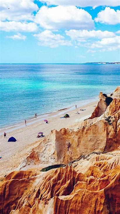 Summer Nature Beach Sea Vacation Rock Android