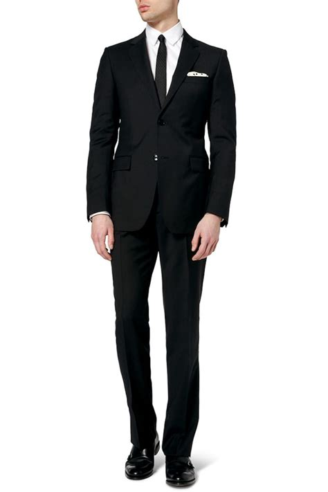 25+ best ideas about Funeral Suit on Pinterest | Black tuxedo wedding Johnny vegas and ...