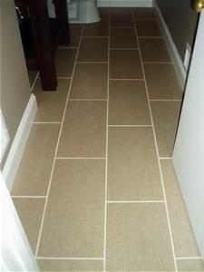 12x24 floor tile bathroom pinterest With 12x24 tiles in bathroom