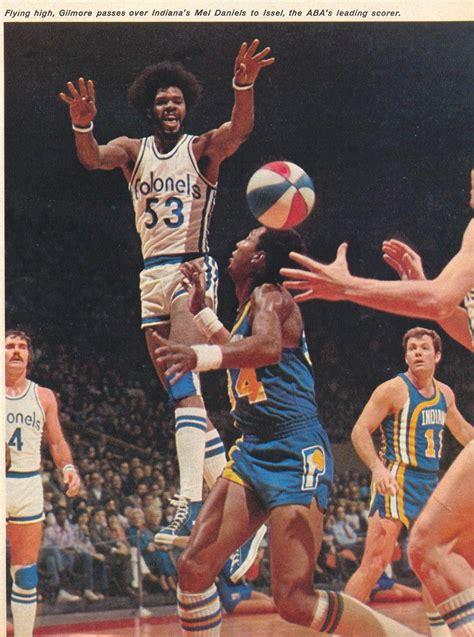 artis gilmore aba basketball legends basketball