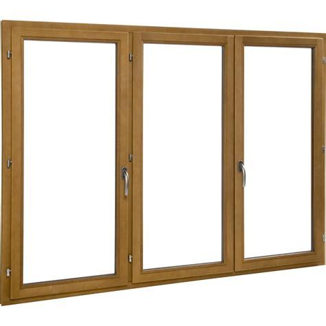lapeyre poignee cuisine fenêtre bois primo 3 vantaux ouvrant à la française h 125