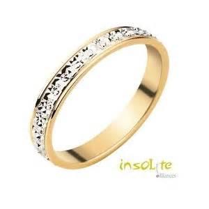 idã e mariage insolite bague de mariage diamantee bicolore insolite alliances