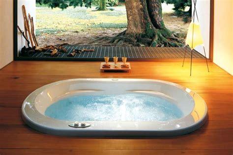 vasche da bagno ad incasso vasca idromassaggio ad incasso per due persone opalia