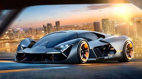 2019 Lamborghini Terzo Millennio  Coolest Lambo Ever Made