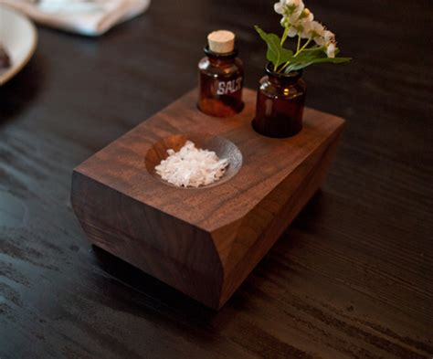 diy project wood bud vase  salt dish designsponge