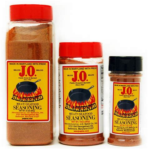 blackening seasoning j o blackened seasoning