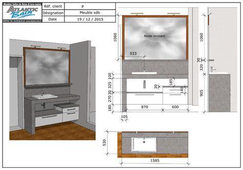 avant et apr 232 s r 233 novation du meuble de la salle de bain atlantic bain