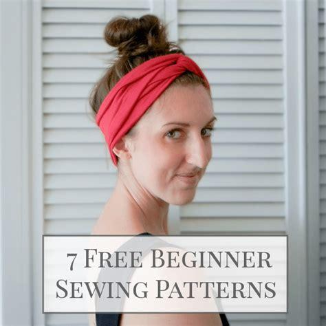 sewing patterns tutorials  beginners