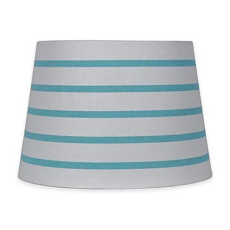 Mix Match Small 10 Inch Striped Hardback Drum L Shade
