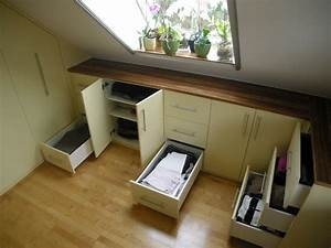 Möbel Für Dachgeschoss : ausbau dachgeschoss einbauschr nke julius m bel kreativ funktionell ~ Sanjose-hotels-ca.com Haus und Dekorationen