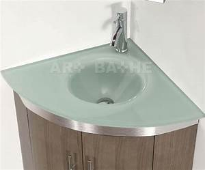 lavabo d angle avec meuble uteyo With meuble salle de bain d angle avec vasque