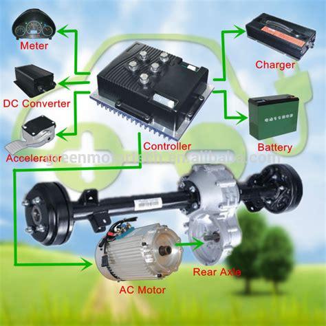 Electric Motor Kit by 5 Kw Ac Electric Car Motor Conversion Kit Hub Motor Buy