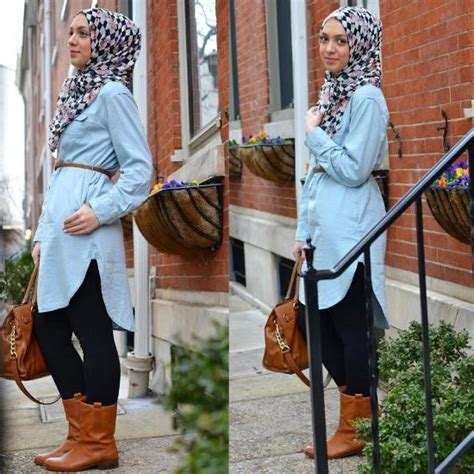 Stylish hijab looks by Hani Hulu u2013 Just Trendy Girls