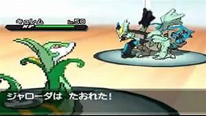 Pokémon Black and White 2 - Gameplay - YouTube
