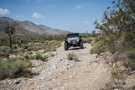 Mining For History In The Mojave Desert's Kessler Peak