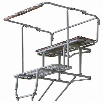 Ladder Stand Ameristep Tree Stands Shooting Rail
