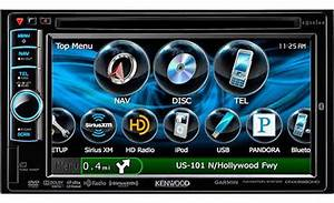 Kenwood Excelon Dnx690hd Navigation Receiver Display And