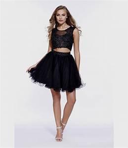 Short Black Prom Dresses - Oasis amor Fashion