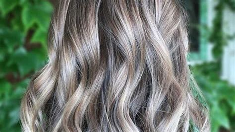 Ash Blonde Hair Colors