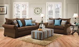 FhF Catalog Jitterbug Stationary Living Room Group